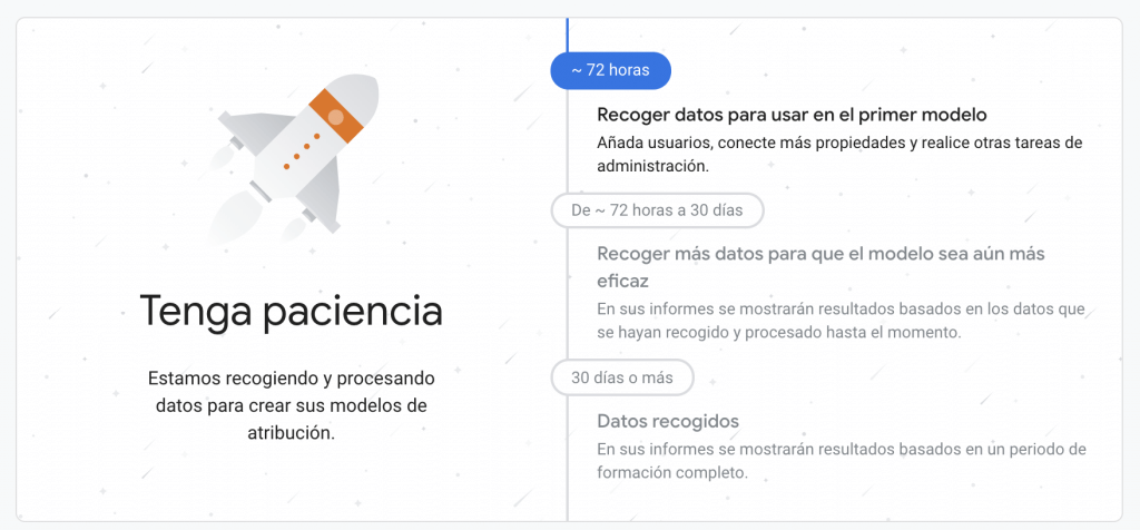 Google Attribution Primer Paso