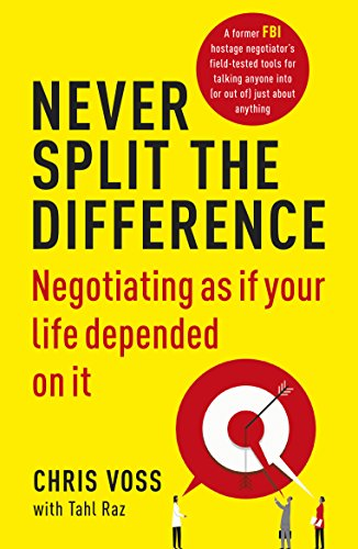 Portada Never Split the Difference